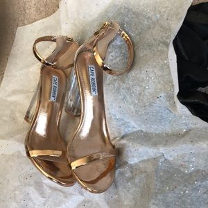Cape Robin Rose Gold Shoes